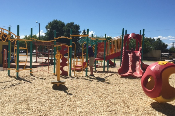 Kaboom Playground Complete